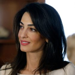 Amal Clooney Net Worth $10 Million