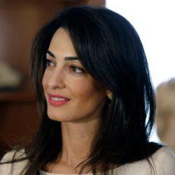 Amal Clooney Net Worth $10 Million