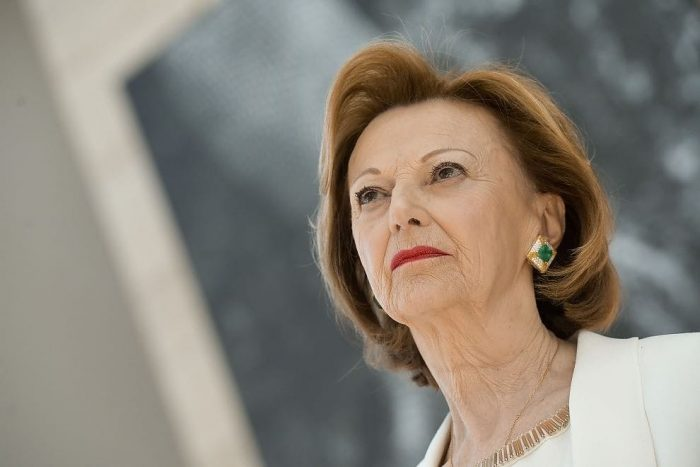 Maria Franca Fissolo Net Worth $29.8 Billion