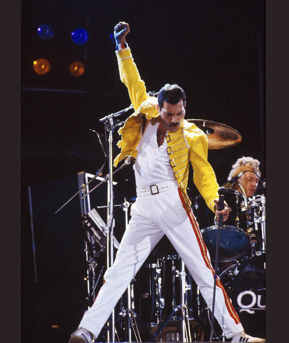 Freddie Mercury Net Worth $100 million
