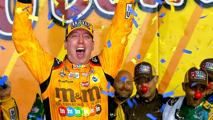 Kyle Busch net worth $48 million