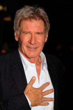 Harrison Ford Net Worth $210 million