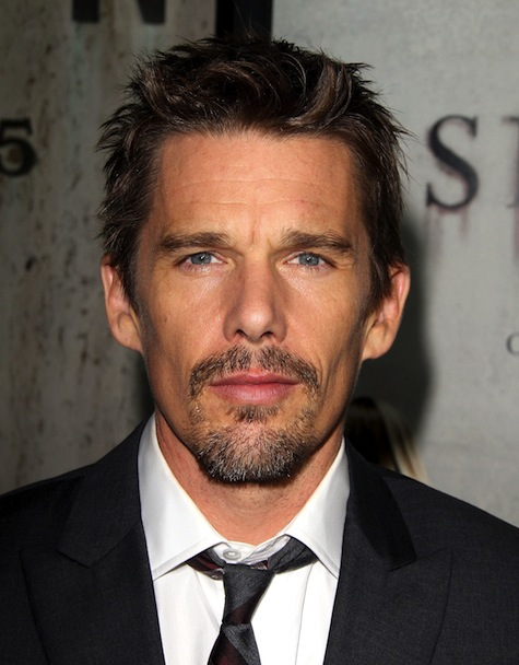 Ethan Hawke Net Worth $55 million