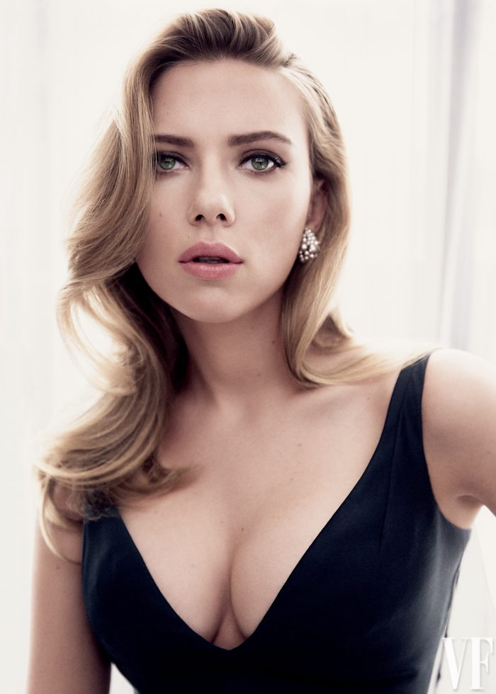 Scarlett Johansson Net Worth $100 million