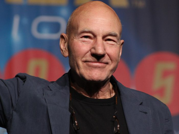 Patrick Stewart Net Worth $70 million