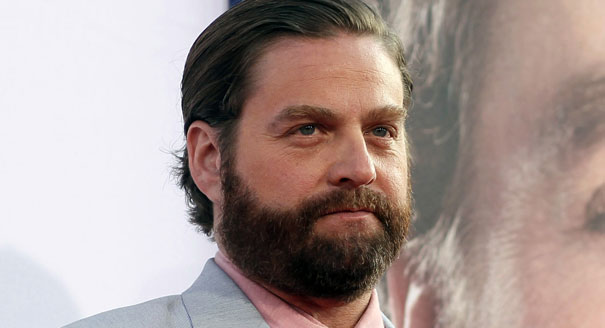 Zach Galifianakis Net Worth $20 million