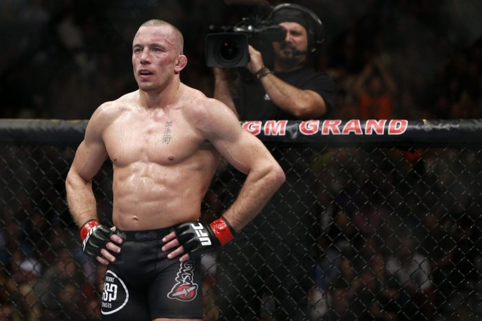 Georges St. Pierre Net Worth $25 million