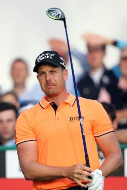 Henrik Stenson Net worth of $22 million.