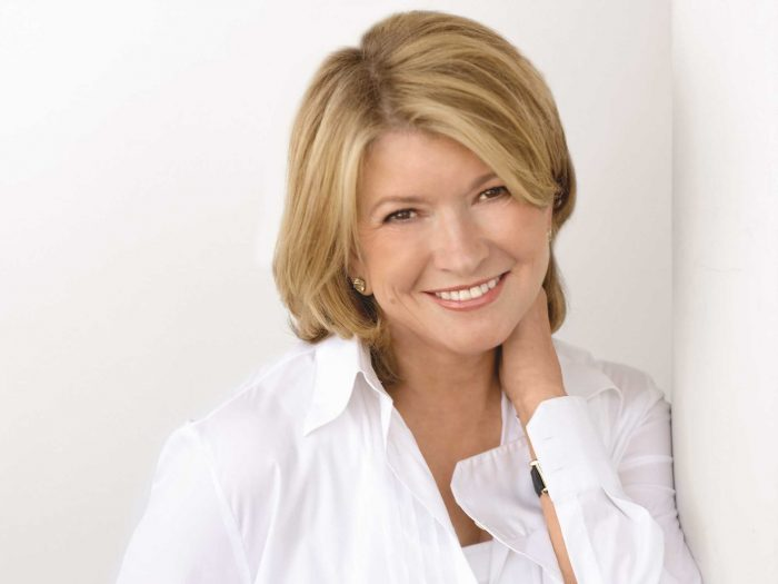 Martha Stewart net worth $200 million