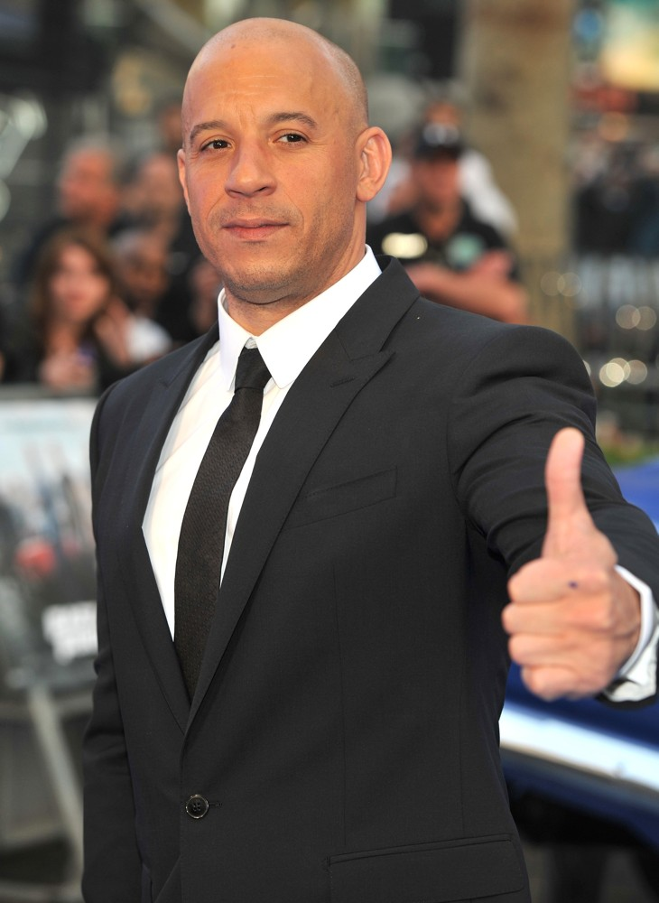 Vin Diesel Net Worth $160 million