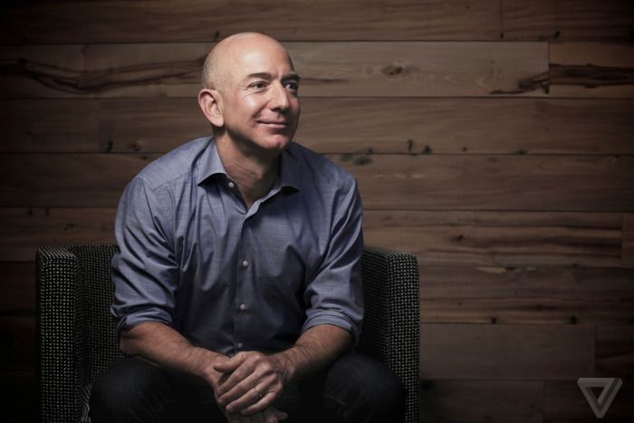Jeff Bezos Net Worth US$95.7 billion