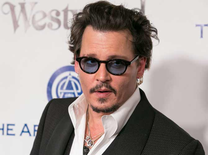 Johnny Depp Net Worth $48 million