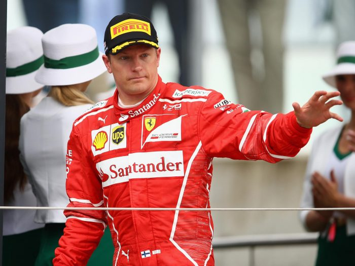 Kimi Raikkonen Net Worth $178 million