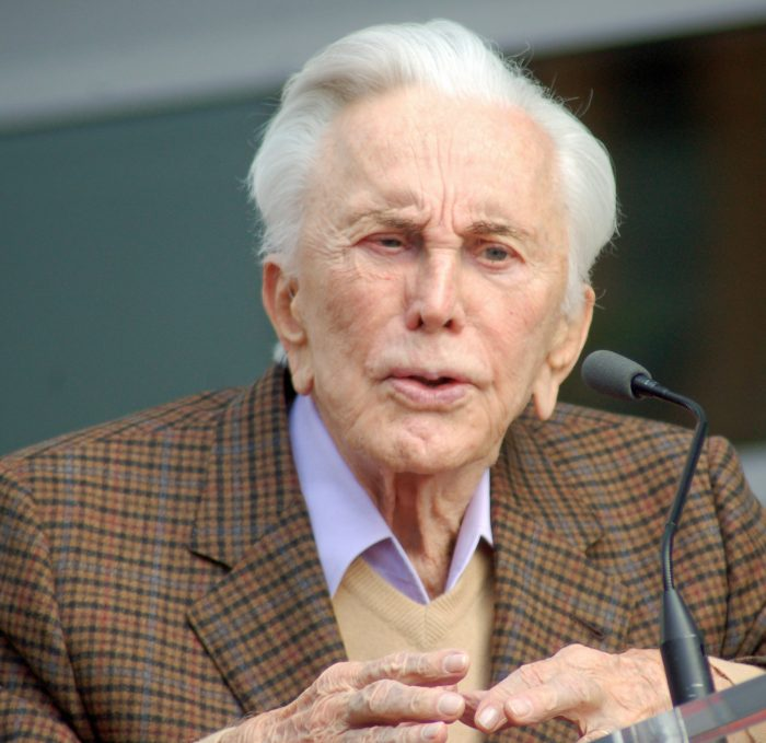 Kirk Douglas Net Worth $60 million