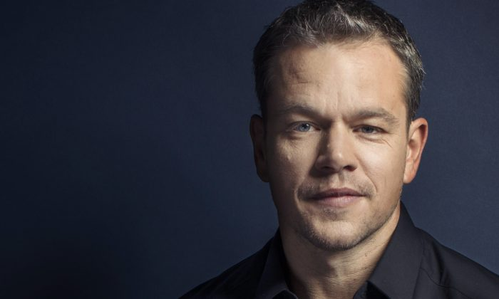 Matt Damon Net Worth $160 million