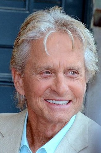 Michael Douglas Net Worth $300 million