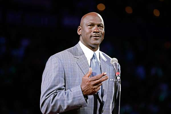 Michael Jordan Net worth $1.4 billion