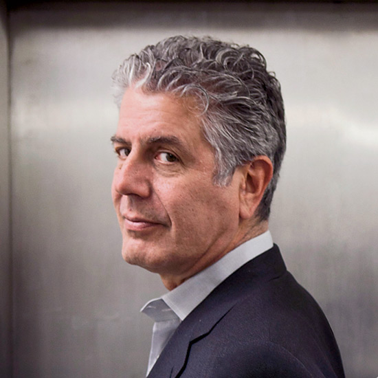 Anthony Bourdain net worth $15 million dollars