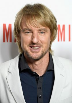 Owen Wilson Net Worth $45 million