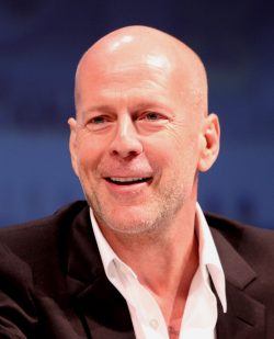 Bruce Willis Net Worth $180 million