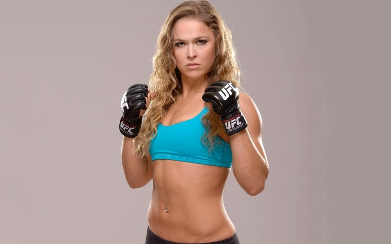Ronda Rousey Net Worth $12 million