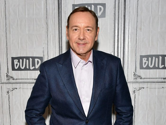 "Build Presents Kevin Spacey Discussing His New Play ""Clarence Darrow"" And Hosting Th ..."