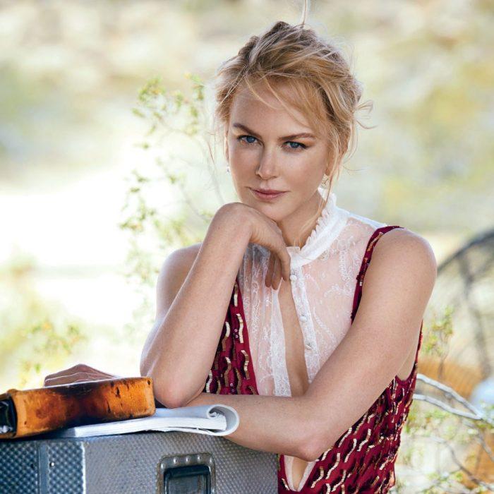 Nicole Kidman Net Worth $130 million
