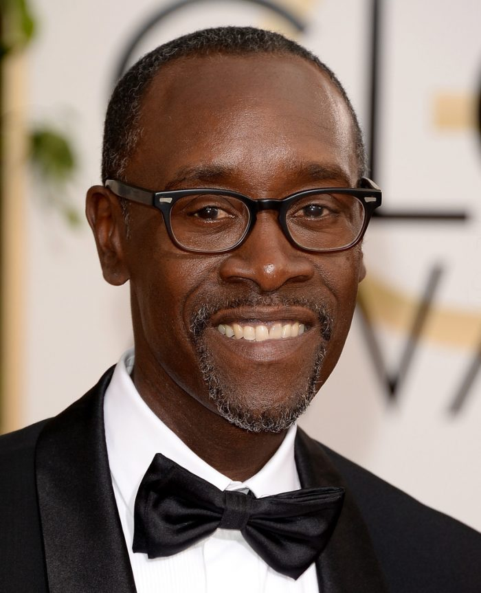 Don Cheadle Net Worth $35 million