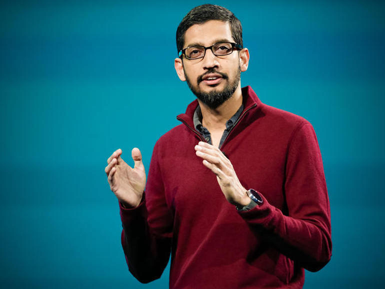 Sundar Pichai Net Worth $600 million