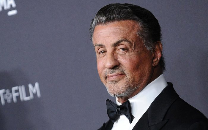 Sylvester Stallone Net Worth $400 million