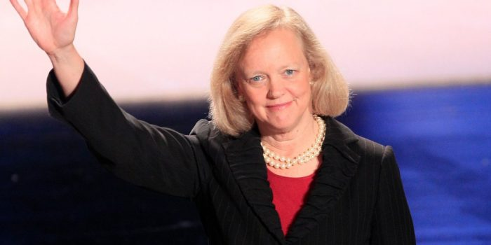 Meg Whitman Net Worth $2.8 billion