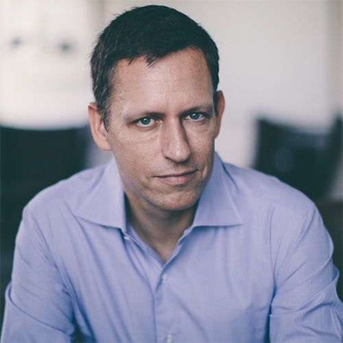 Peter Thiel Net Worth $2.6 billion