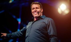 Tony Robbins Net Worth $500 million