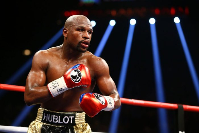Floyd Mayweather Net Worth $535 Million