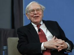 Warren Edward Buffet Net Worth $81.1 billion