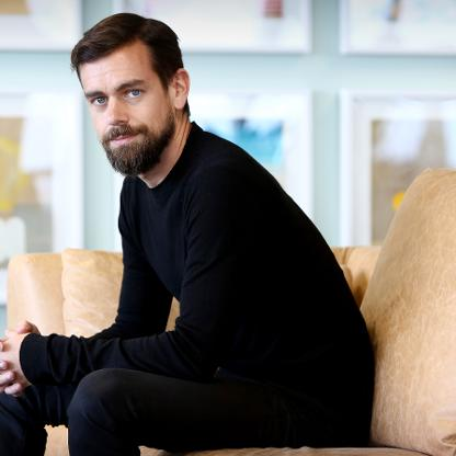 Jack Dorsey Net Worth $2.1 billion