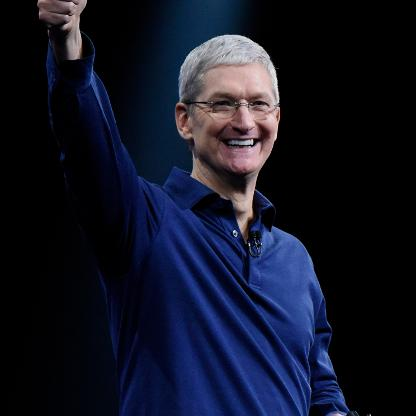 Tim Cook Net Worth $800 million