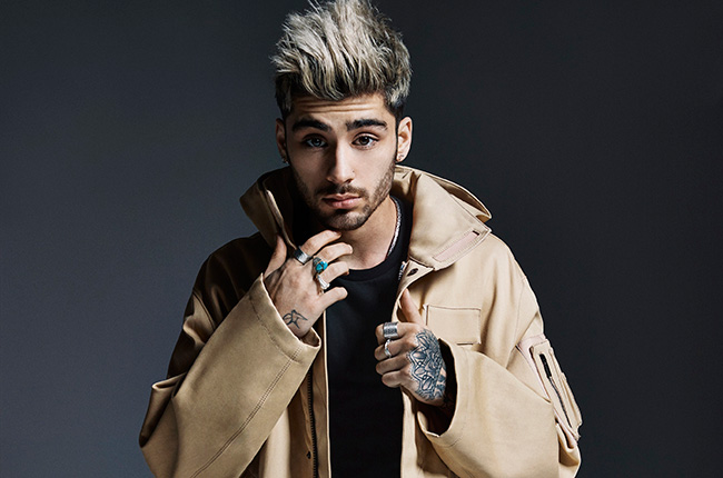 Zayn Malik Net Worth $40 million