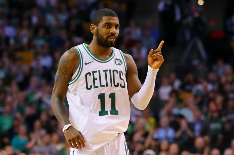 Kyrie Irving Net Worth $35 million