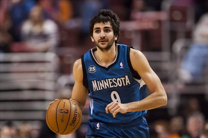 Ricky Rubio Net Worth $8 million