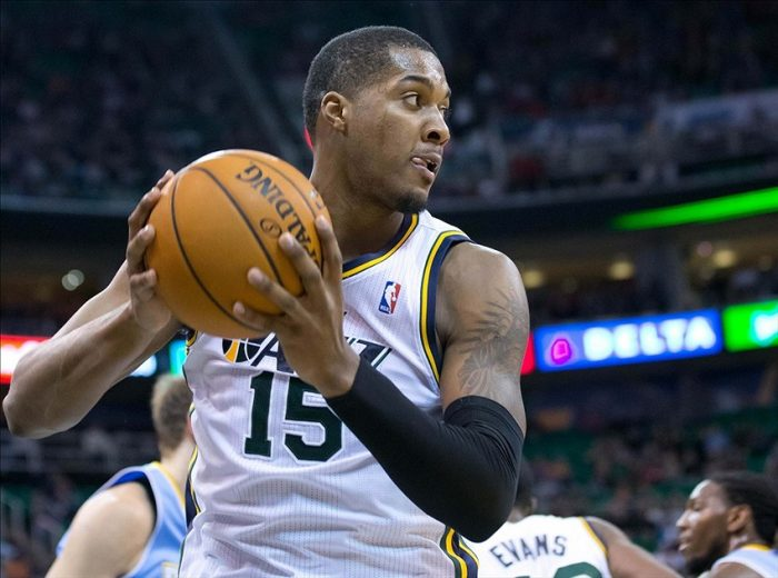 Derrick Favors Net Worth $50 million