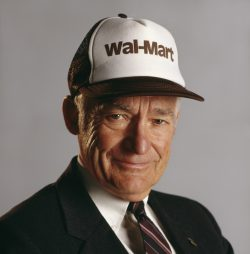 Sam Walton Net Worth $8.6 billion