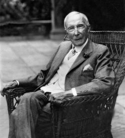 John D. Rockefeller Net Worth $392 billion