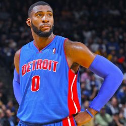 Andre Drummond Net Worth $40 million