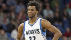 Andrew Wiggins Net Worth $3 million