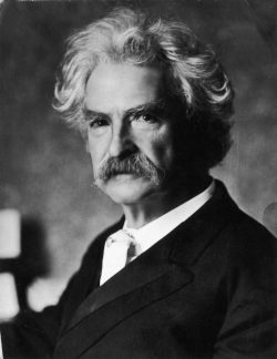 Mark Twain Net Worth $17 Million