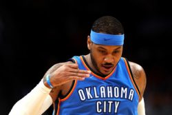 Carmelo Anthony Net Worth $90 million