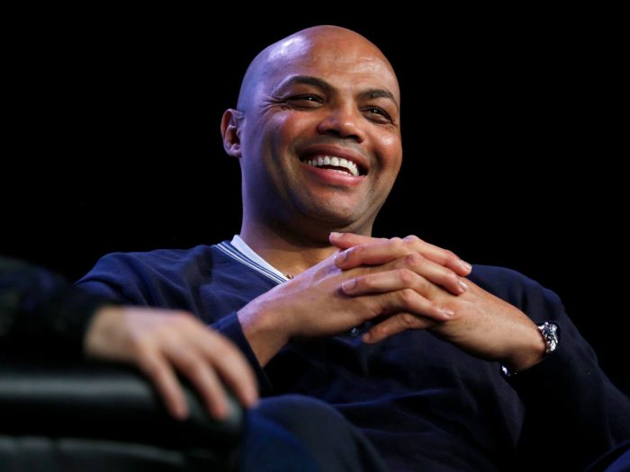 Charles Barkley Net Worth $40 million