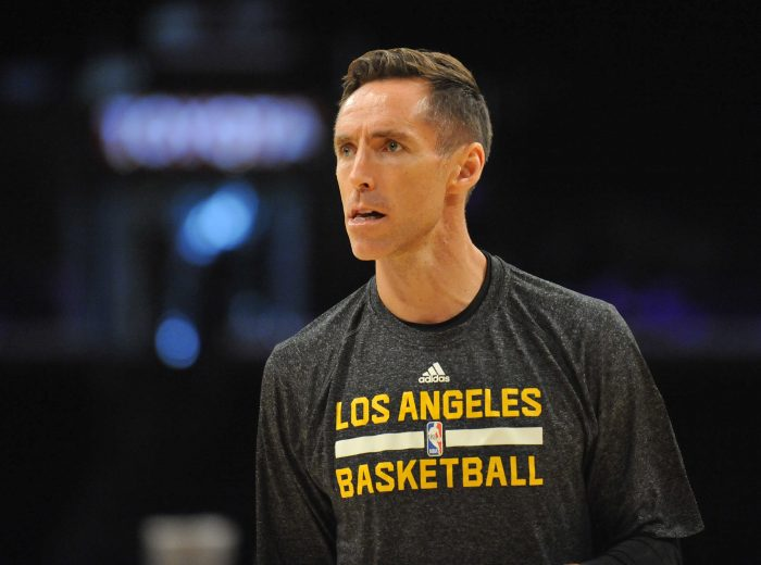 Steve Nash Net Worth $95 million