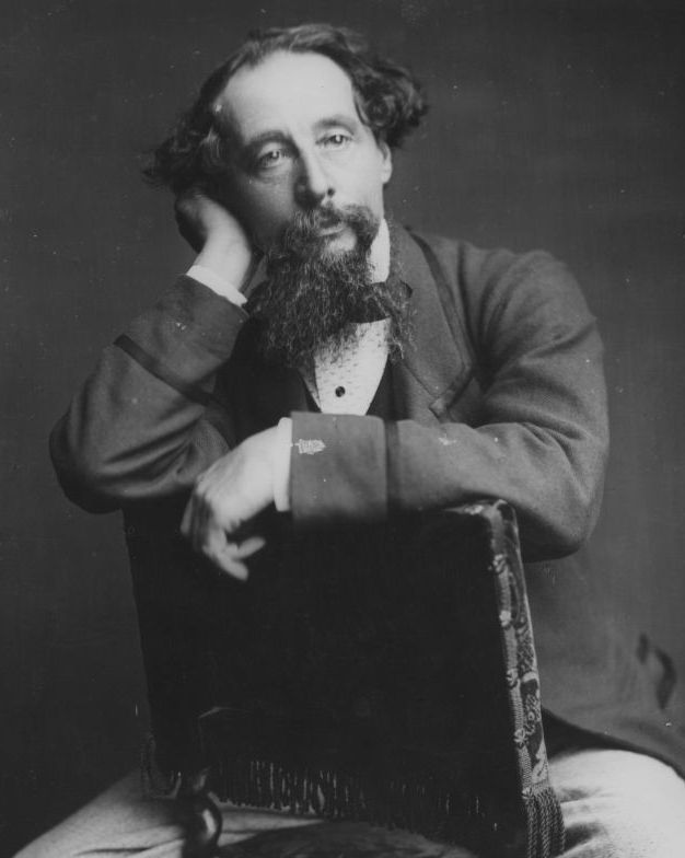 Charles Dickens Net Worth $5 million